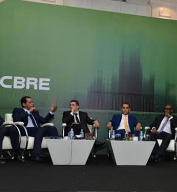 CBRE منتدى المغرب 2015- الدار البيضاء